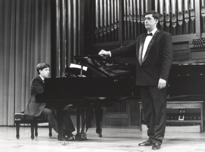 Manuel Cabero y Joan Cabero. Concierto Aula de (Re)estrenos [13]