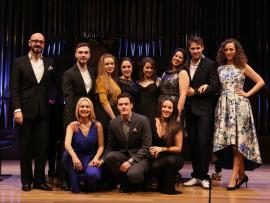 Alumnos de la Escuela Superior de Canto de Madrid. Recital de canto , 2016