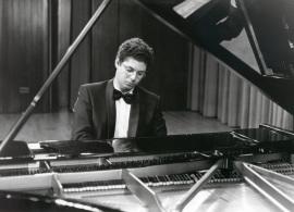 Leonel Morales. Recital de piano , 1992