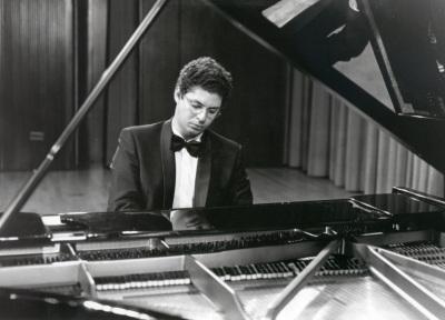 Leonel Morales. Recital de piano
