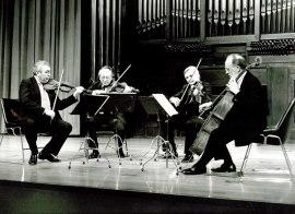 Cuarteto Cassadó. Concierto Boccherini, música de cámara , 1993
