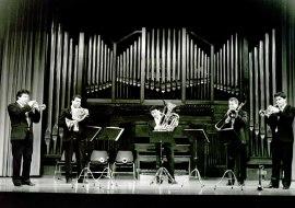 Madrid Brass. Concierto Música para metales , 1993