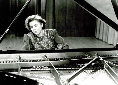 Rosalía Pareja. Recital de piano