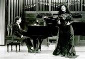 Soraya Chaves y Xavier Pares. Recital de canto y piano , 1993