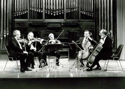 Cuarteto Cassadó. Concierto Boccherini, música de cámara