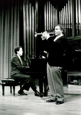 José Ortí y Jesús Amigo. Concierto Música para metales , 1993