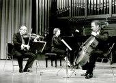 Trío Orfeo, Zdravka Radoilska, Domingo Tomás y Dimitar Furnadjiev. Concierto Tríos con piano , 1993