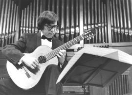 Gabriel Estarellas. Concierto Nuevas sonatinas para guitarra - [Concierto especial 37] , 1993