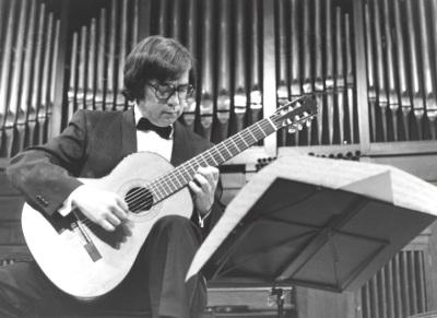 Gabriel Estarellas. Concierto Nuevas sonatinas para guitarra - [Concierto especial 37]