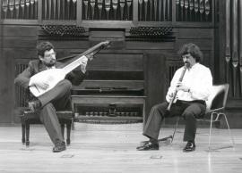 Gerardo Arriaga y Gerardo Martín. Concierto Del manierismo al primer barroco , 1993