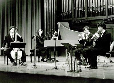 Conjunto Scordatura. Concierto Del manierismo al primer barroco