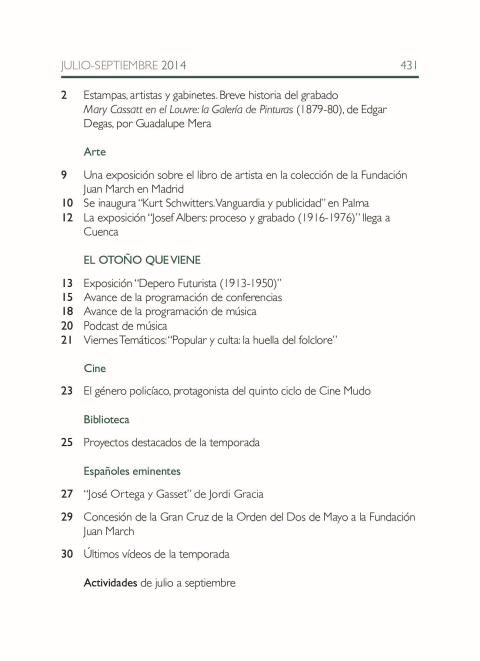 """Portada de """"Boletín julio 2014"""""""