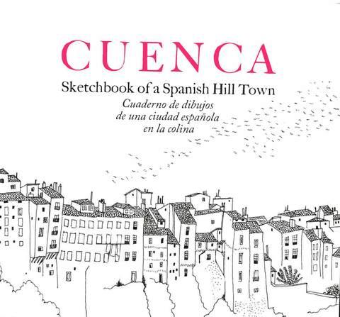 "Portada de ""Cuenca : sketchbook of a Spanish Hill Town"""