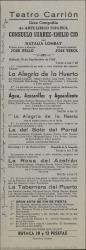 See work details: La rosa del azafrán; La tabernera del puerto