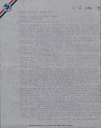"""Carta de Francisco López Silva a Guillermo Fernández-Shaw, diciéndole que aunque la oferta recibida para la película de """"La revoltosa"""" le parece pobre, su tío le dará a éste el poder necesario para firmar el contrato."""