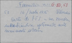 """Carta de Guillermo Fernández-Shaw a su madre, Cecilia Iturralde, mostrándose optimista ante el inminente estreno de """"La canción del olvido""""."""