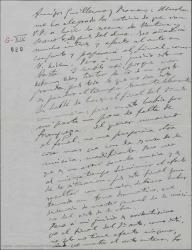 """Carta de Amadeo Vives a Federico Romero y Guillermo Fernández-Shaw, enviándoles un esquema de un diálogo y hablando sobre unos cantables de """"Los Flamencos""""."""