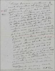 """Carta de Amadeo Vives a Federico Romero y Guillermo Fernández-Shaw, mandándoles """"monstruo"""" del nº 3 de """"Los Flamencos"""" y comentando otros asuntos teatrales."""