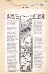 Ver ficha de la obra: Cancionero infantil; Canciones de Nochebuena; El amor y mis amores; El final de don Álvaro; Poesía de la sierra