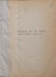 Cuaderno 3 (1895-1898). Crónicas y artículos teatrales de Carlos Fernández Shaw.
