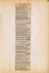 Ver ficha de la obra: Los juglares; Poemas del pinar