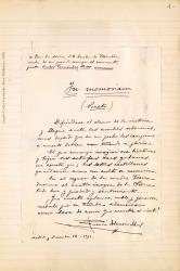 Cuaderno 34 (1911-1912). Artículos póstumos sobre Carlos Fernández Shaw.