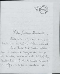Carta de Serafín y Joaquín Álvarez Quintero a Guillermo Fernández-Shaw, dándole las noticias que éste pedía sobre los próximos estrenos teatrales de aquellos.