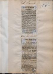 Ver ficha de la obra: Don Lucas del Cigarral; La chavala; La Revoltosa; Las castañeras picadas; Los hijos del batallón