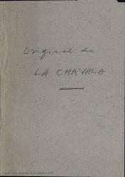 See work details: La chavala