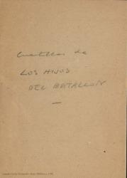 Ver ficha de la obra: Los hijos del batallón