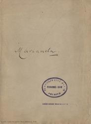 Marianela / Carlos Fernández Shaw.