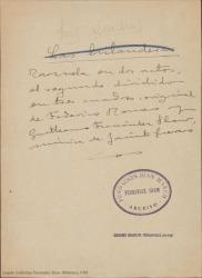 Las alondras : zarzuela en dos actos, el segundo dividido en tres cuadros / original de Federico Romero y Guillermo Fernández-Shaw, música de Jacinto Guerrero.
