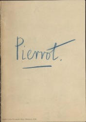 Pierrot : tragedia fantástica, en 3 actos / Carlos Fernández Shaw.