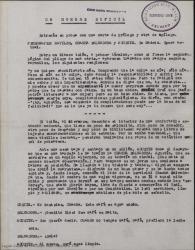 Un hombre difícil : entremés en prosa con una carta de prólogo y otra de epílogo / Guillermo Fernández-Shaw.