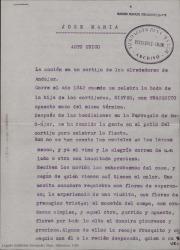 José María / Guillermo Fernández-Shaw.