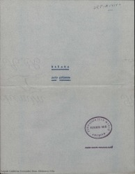 Mañara : ópera de cámara en cinco cuadros / Original de José Andrés Vázquez, adaptación de Guillermo Fernández-Shaw.