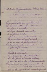 Poesías de la primera época : 1880-1890 / Carlos Fernández Shaw.