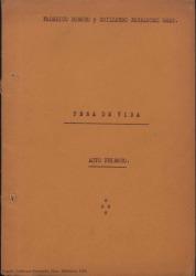 Pena de vida : comedia en tres actos / original de Federico Romero y Guillermo Fernández-Shaw.