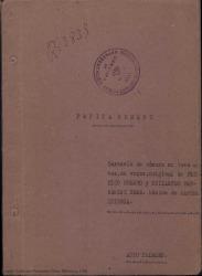 Pepita Romero : zarzuela de cámara en tres actos, en verso / original de Federico Romero y Guillermo Fernández-Shaw, música de Manuel Quiroga.