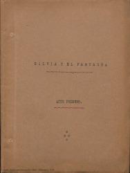Ver ficha de la obra: Sylvie et le fantome. Español