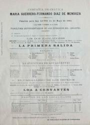 Ver ficha de la obra: Loa a Cervantes
