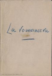 La romancera / Carlos Fernández Shaw.
