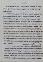 Cartas de antaño / Guillermo Fernández-Shaw.