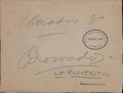 See work details: La Romerito