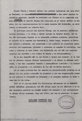 Manuel Parada y Roberto Carpio... / Guillermo Fernández-Shaw.