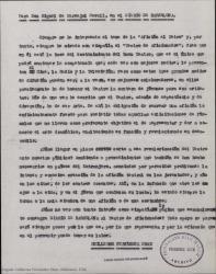 Para Don Miguel de Carvajal Savall, en el Diario de Barcelona / Guillermo Fernández-Shaw.