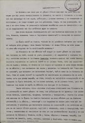 La historia nos dice que el género lírico nacional... / Guillermo Fernández-Shaw.