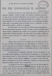 La vida social de la nobleza de Cataluña. Una boda aristocrática en Barcelona / Diego de Miranda.