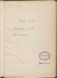 """Cuaderno 22 (Julio de 1928-Noviembre de 1929). Estreno de la obra """"Los flamencos"""" en Madrid y provincias. Críticas en prensa."""