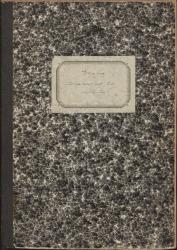 Cuaderno 33 (Diciembre de 1939-Abril de 1943). Estrenos de varias obras y otras noticias diversas.